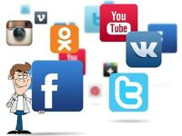 Facebook Like, Instagram Followers, Youtube Subscribers, Twitter, SOCIAL MEDIA USERS!