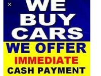 Wanted cars vans 4x4 any year top cash prices paid