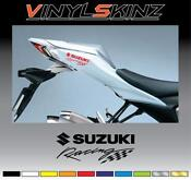 Suzuki Race Decals