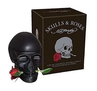 Best Skulls and Roses Colognes for Men with Fresh Bergamot & Cardamom