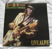 Stevie Ray Vaughan LP