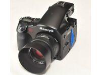 REDUCED!! Mamiya 645afd + back + 80mm 2.8 lens