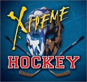 BRAND NEW XTREME HOCKEY HARDCOVER BOOK