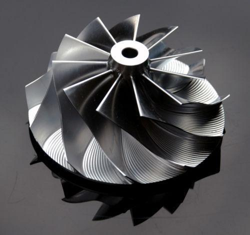 Turbocharger Turbine Wheel Manufacturing Process: Compressor Blade: Parts & Accessories