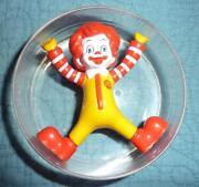 Ronald McDonald Figure