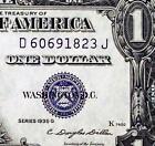 1935 G Silver Certificate