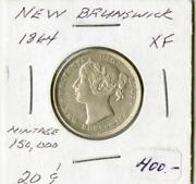 New Brunswick Coins