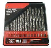 10mm HSS Drill Bit