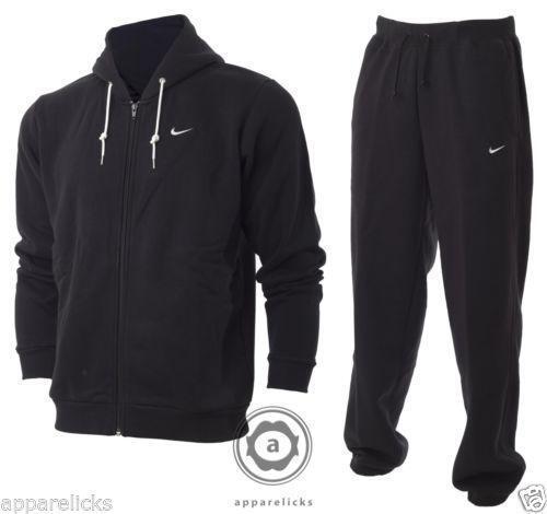Nike Cotton Tracksuit Men S Clothing Ebay