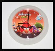Angry Birds Clock