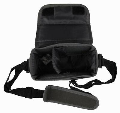 GENUINE JVC Padded Camera Camcorder Bag Case w Shoulder Strap Divider CB-V2008US for sale  Shipping to India