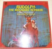 Rudolph The Red Nosed Reindeer LP