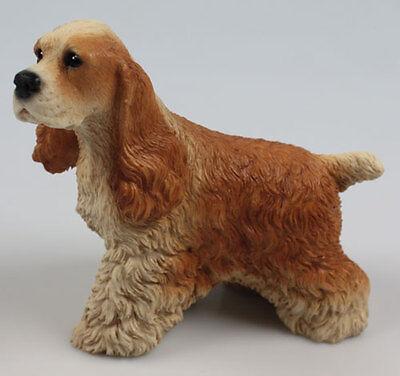 Spaniel figur hund figur hundefigur cocker spaniel castagna