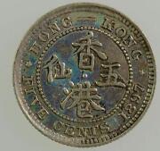 Hong Kong 5 Cents