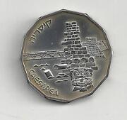 Israel 1/2 Coin