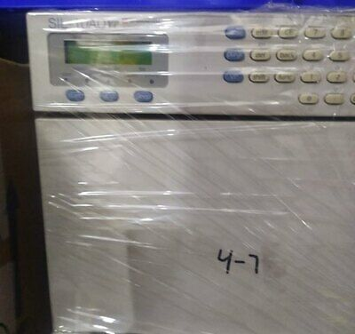 Refurbished Sil-10advp Shimadzu Hplc Auto Sampler