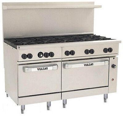 Vulcan 60sc-10b Endurance 60 Range 10 Burner W 1 Conv. 1 Standard Oven