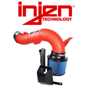 INJEN SHORT RAM AIR INTAKE RED FITS 2017-2018 HONDA CIVIC TYPE-R