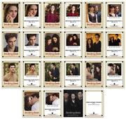 Breaking Dawn Card Set