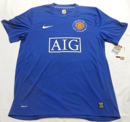 Manchester United Kit Fan Apparel Amp Souvenirs Ebay
