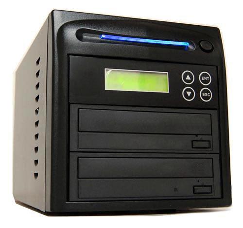 1-1 Burner 14x Cd Dvd Blu Ray Disc Duplicator +usb Recording Duplication Machine