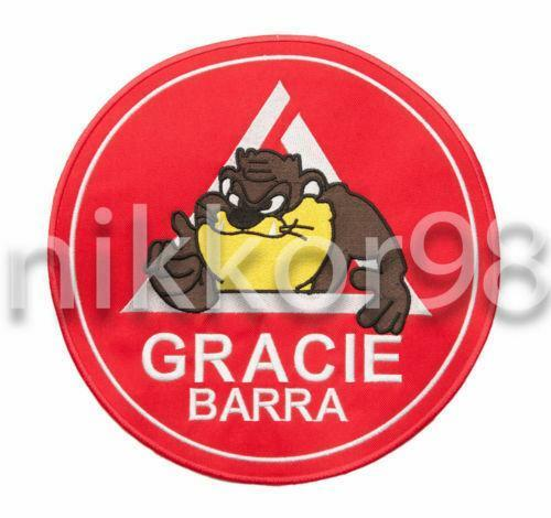 Gracie Barra Patch