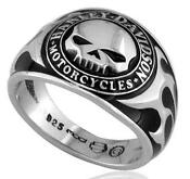 Harley Davidson Willie G Ring