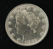 1883 Liberty V Nickel