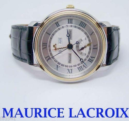 01a582ad994 Maurice Lacroix Masterpiece  Wristwatches