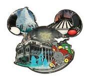 Disney Ticket Pin