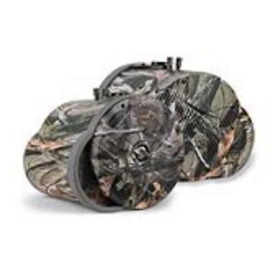 "Bazooka MT6502C 6.5"" Camouflage Outdoor Tubbies Mobile Audio Speakers Pair New"