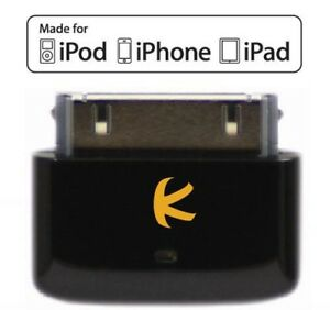 Looking for mini 30 pin bluetooth transmitter for ipod