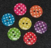 18mm Buttons