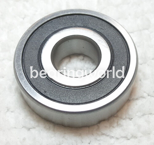 "NEW  6205-2RS-16 radial ball bearing 6205 2RS-1""   25.4mm x 52mm x 15mm"