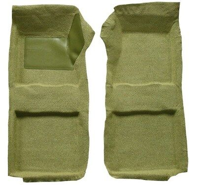 Ford Thunderbird Complete Replacement Loop Carpet Kit - Choose Color
