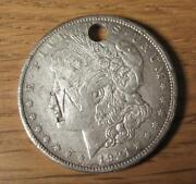 1921 One Dollar Coin