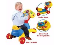 Vtech Grow n Go Ride on bike