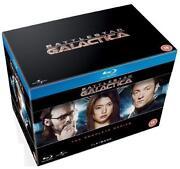 Battlestar Galactica Blu Ray
