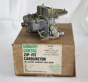 Ford Falcon Carburetor