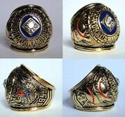 Dodgers World Series Ring