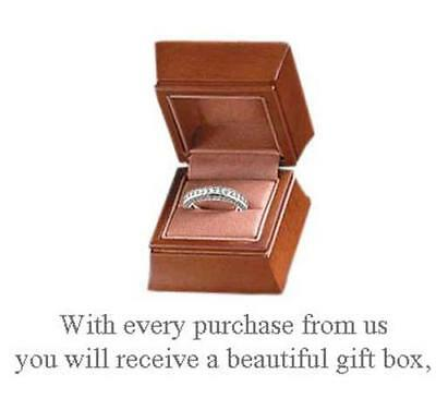 GIA H SI2 2.10 ct Oval Shape & Half Moon Cut Diamond Ring 14k White Gold 4