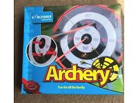 Garden archery game set