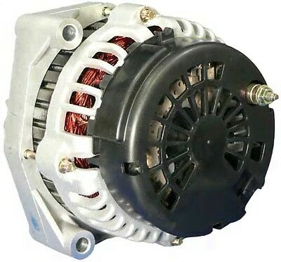 NEW 300 AMP Alternator fits CHEVY GMC 2007 To 2011 ALL Models 2 Pin