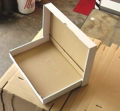 (0,93/Stk) | A3 Versandschachteln für z.B. A3 Papiere, Deckel & Boden, 25 Stück