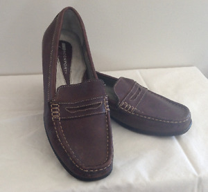 Leather Rockport Penny Loafers