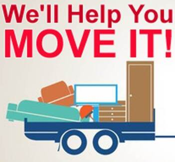 Rob's Removals & Courier Service - Ute & Trailer + Men for Hire Petrie Pine Rivers Area Preview
