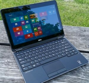 Dell e7240 Ultrabook i5-4300U/1920x1080p Touch/8GB RAM/256GB SSD