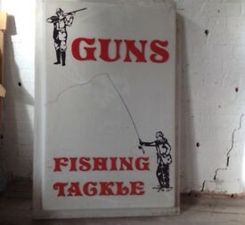 Vintage Advertising Light Box Signs from Braddell's & Sons
