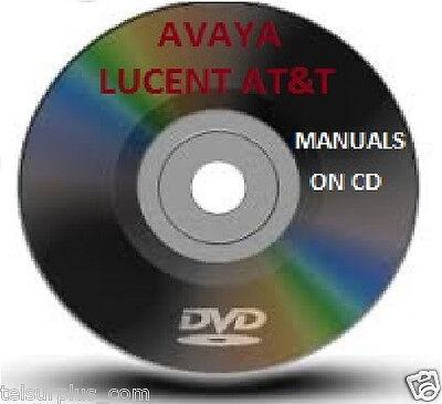 Att Lucent Avaya Partner Endeavor Phone System Manual Guide Voice Mail Cd