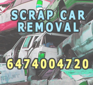 CASH $$$ FOR YOUR SCRAP OR UNWANTED CAR! ALL GTA!